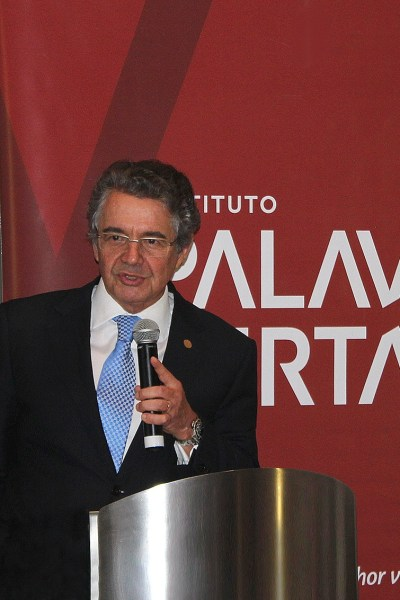 O ministro do STF (Supremo Tribunal Federal) Marco Aurélio Mello tomou posse como Conselheiro Consultivo do Instituto Palavra Aberta - Foto: Paulo Woodward