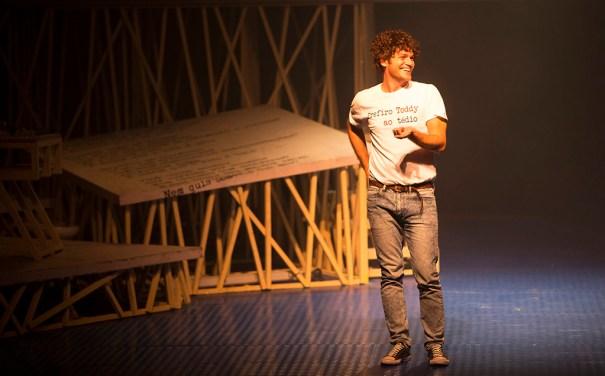CAZUZA PRO DIA NASCER FELIZ, O MUSICAL - Foto: Leo Aversa