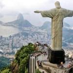 Cristo Redentor é eleito o ponto turístico mais bem avaliado do país e o 9º do mundo
