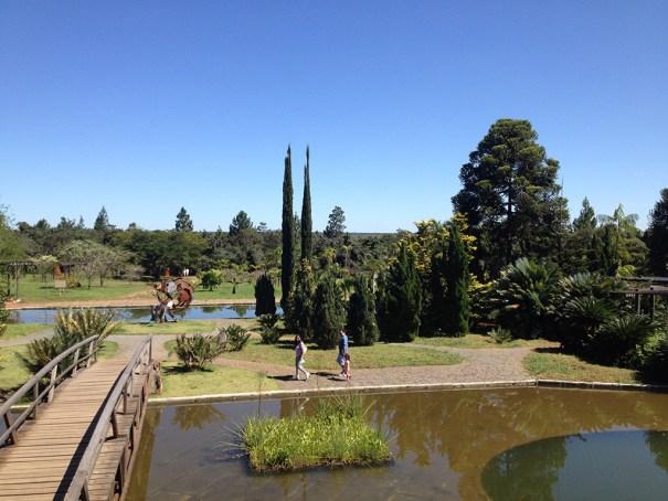 Jardim Botânico de Brasília entre os quatro mais completos do País