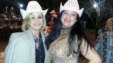 Katia Piva e Consuelo Badra