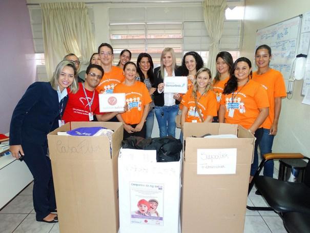 Campanha do Agasalho - Foto: Danyelle Amaral
