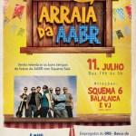 Festa Julina da AABR com Squema 6