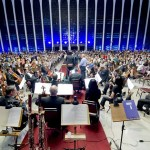 Cantora franco-libanesa se apresenta com a Orquestra Sinfônica de Brasília