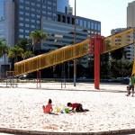 Pintura e banheiros reformados dão cara nova ao Parque Ana Lídia