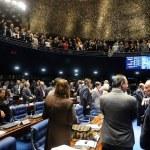 Senado aprova aumento para o Judiciário