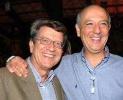 Domingos Lamoglia e José Roberto Arruda