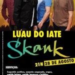Luau do Iate com Skank