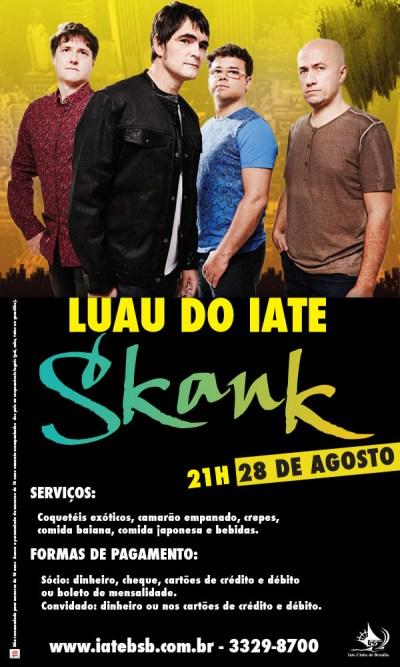 Luau do Iate com Skank