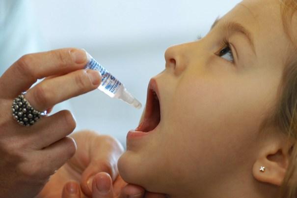 Longe da meta, DF prorroga campanha de vacinação contra pólio - Foto: 2M Notícias