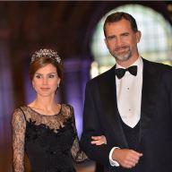 Rainha Letizia e o Rei Filipe VI da Espanha. Vida longa aos reis!, Como diria os cavaleiros da mesa redonda na época do Rei Arthur.