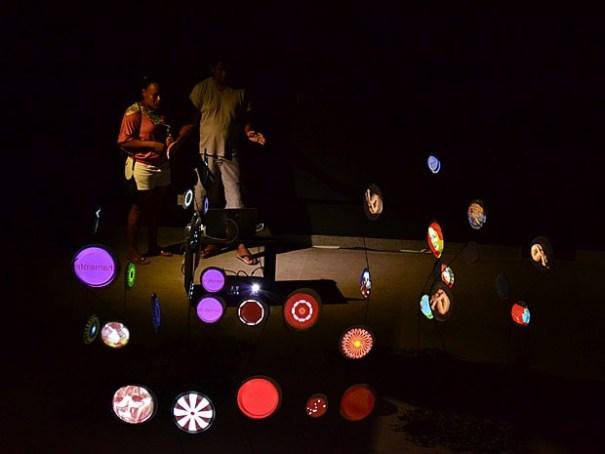 Imagem que faz parte da mostra na Caixa Cultural de Brasília (Foto: Heloisa França/Divulgação)