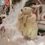 Natal dos Ursos Polares enfeita o Boulevard Shopping