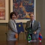 Acordo de Cooperação Educacional entre a Mongólia e o Brasil