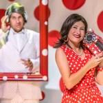 """Espetáculo """"Mercedez com Z"""" estréia no Teatro Goldoni"""