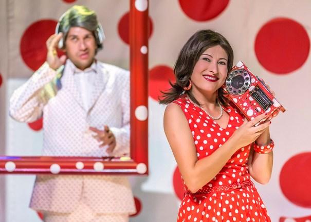 """Espetáculo """"Mercedez com Z"""" estréia no Teatro Goldoni na Casa D´Italia (Asa Sul)"""