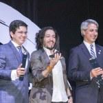 Caiado e Jean recebem o Prêmio Congresso em Foco 2015