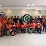 CBMDF ministra cursos para República Dominicana e da Nicarágua