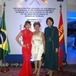Festa marca o Primeiro Aniversário da Embaixada da Mongólia