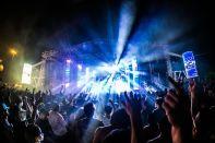 Federal Music reuniu amantes da música eletrônica em 12 horas de festa - Foto: Divulgação