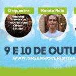 Green Move Festival terá Nando Reis, Jota Quest e Titãs em prol da sustentabilidade