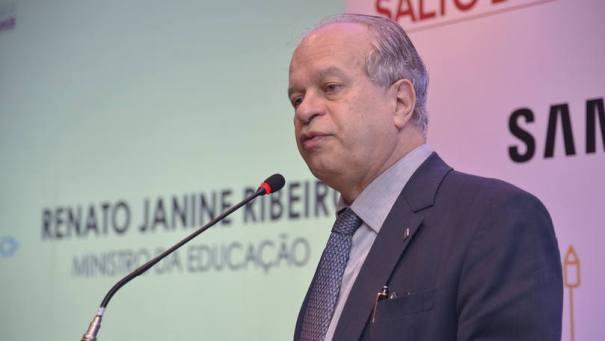 Renato Janine Ribeiro é demitido do Ministério da Educação - Foto: Fabio Rizzato/BioFoto/EXAME.com