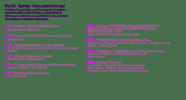Salão Internacional da Mulher - Agenda 02