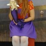 Espetáculo A Pequena Sereia no Projeto Hora Animada neste Domingo