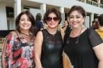 Heloiza Alcoforado, Bárbara Paiva e Angela Borsoi - Foto: Alan Santos
