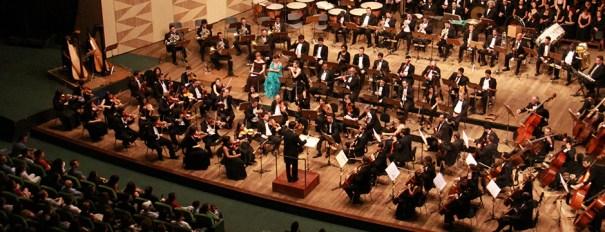 Orquestra Sinfônica retorna aos palcos no Teatro Pedro Calmon - Foto: Green Move