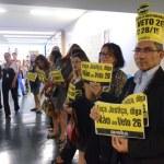 Congresso deve votar nesta semana veto a reajuste do Judiciário