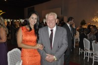 Dr. Raul Canal e Esposa