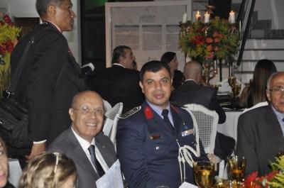 Sr. Adido Militar do Egito