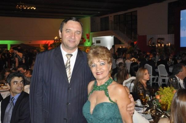 S.E. Embaixador de Belarus, Leonid Krupets, Luzia Câmara