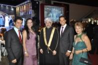 Sérgio Guimarães, Nermin Mohamed ALy, Secretária de Omã, Diplomata de Omã, Gilmar Junior Guimarães