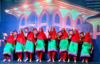Apresentação na Data Nacional do Sultanato de Omã