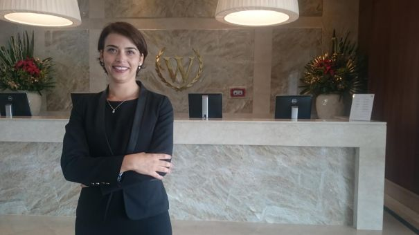 Rede Windsor de Brasília sob nova gerência - Helen - Gerente Geral