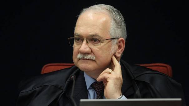 Ministro Edson Fachin em plenário do STF - Foto: Carlos Humberto/SCO/STF