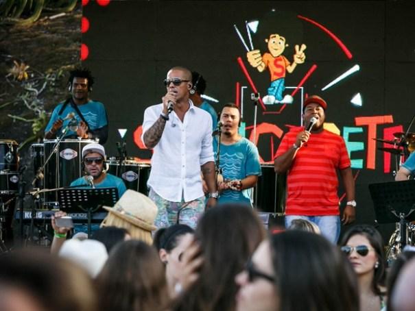 Festa Rio, Eu te amo! terá apresentação de Leandro Sapucahy com o bloco Sapucapeta neste sábado (30) (Foto: Divulgação/ Sapucapeta)