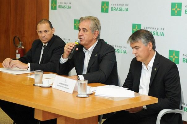 Governo fará cadastramento para o Passe Livre Estudantil - Foto: Gabriel Jabur/Agência Brasília