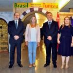 Exposição Brasil encontra a Tunísia na CLDF