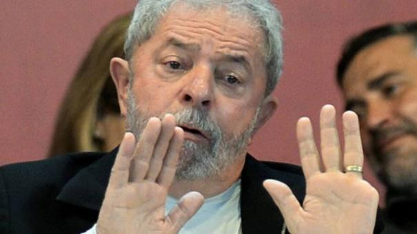 Lula: a juíza alegou que a denúncia já é objeto de apuração e processamento pela 13ª Vara Federal de Curitiba, de Moro, e pelo Ministério Público Federal - Foto: Andressa Anholete / AFP