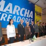 Governador do DF participa de solenidade na 14ª Marcha dos Vereadores