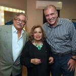 Camarote Bancorbrás Cultural reúne convidados em show de Ângela Maria e Cauby Peixoto