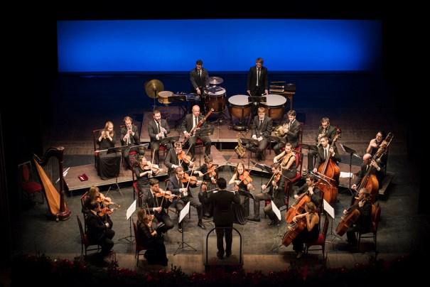 Orquestra de Câmara de Brasília - Crédito Arquivos - Divulgação