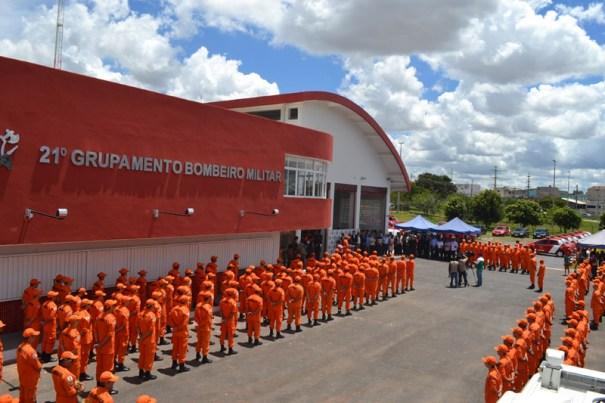 Corpo de Bombeiros Militar do DF vai abrir concurso - Foto: Grancursos