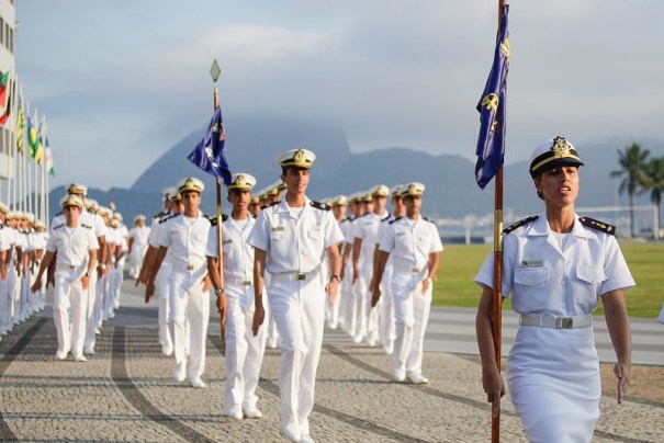 Marinha abre concurso para 36 vagas de ensino médio