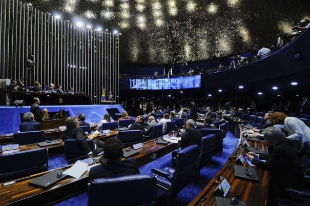 Senado abre processo de impeachment contra Dilma Rousseff - Foto: Marcos Oliveira/Agência Senado