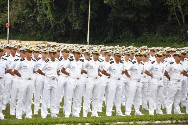 Marinha abre 220 vagas de níveis fundamental e médio - Foto: Marinha
