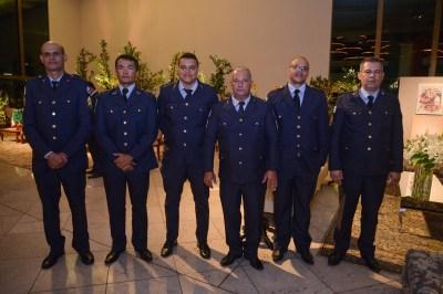 Banda Oficial da PM se apresenta na Data Nacional da Embaixada do Kuait